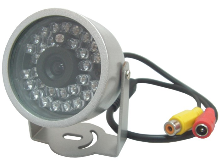 30 IR LED Night Vision Security CCTV Color Camera(NTSC)