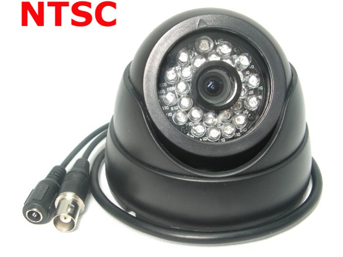 Sony 1/3 CCD Vandal proof Dome Camera 24 IR LED 540 TVL